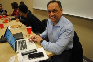 VisionTech's Oscar Moralez at Start-up Study Hall