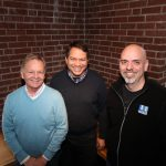 WorkHere Founders Howard Bates, Rick Wehrle, Mike Seidle (L-R)
